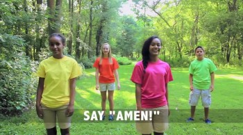 Camp Discovery Music Video | What a Mighty God We Serve | Concordia's 2015 VBS