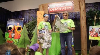 Camp Discovery Training | Big Timber Bible Challenge | Concordia's 2015 VBS