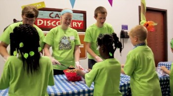 Camp Discovery Training | Campfire Snacks | Concordia's 2015 VBS