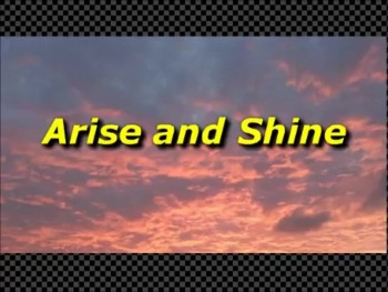 Arise & Shine - Randy Winemiller