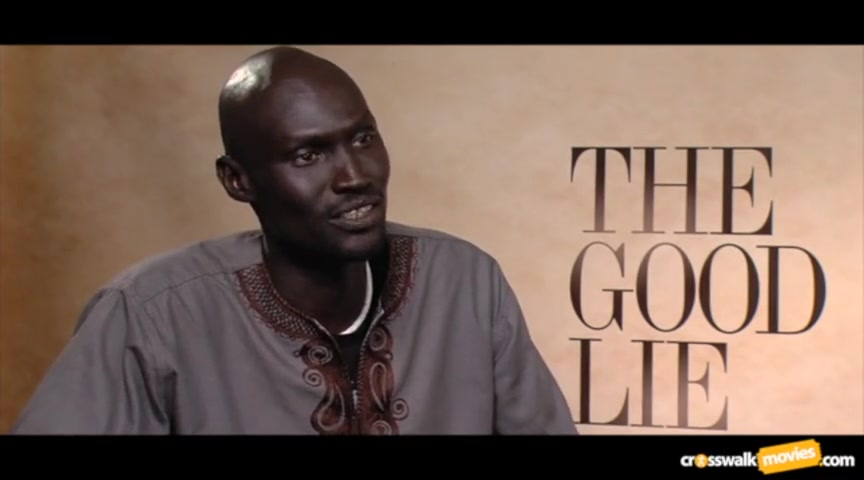 """Video: Crosswalk.com Chats with the Cast of """"The Good Lie"""""""