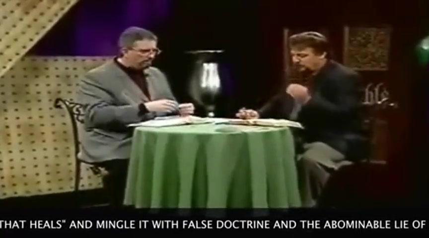 PROPHETIC DREAM OF THE MERCHANDISING CHURCH