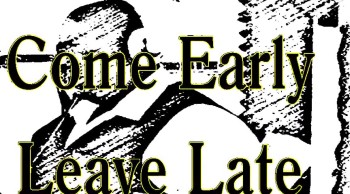 Brother B - Come Early Leave Late (Lecrae Anomaly Inspired)