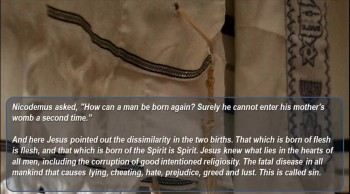Why a person must be Born Again