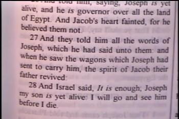 Part 2 --  BFTBC – Genesis 45:1-28 – Genesis Bible Study  – Daniel S. Waite