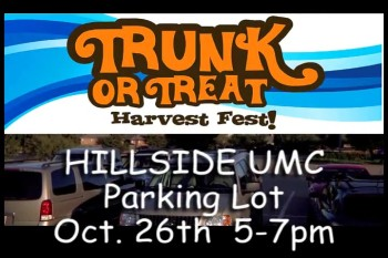 """Trunk Or Treat"""