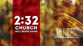 Corn Church Countdown Video - Oneness Videos