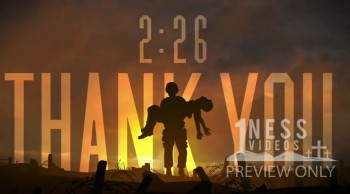 Soldiers Church Countdown - Oneness Videos