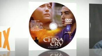 China Cry Movie DVD - FishFlix