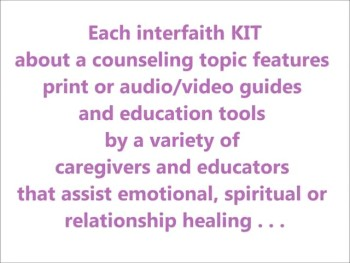 H.F.R. Counseling Self-Help Kits