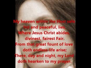 """My Heaven on Earth"""