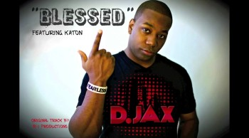 D.Jax - Blessed Prod. by R-1