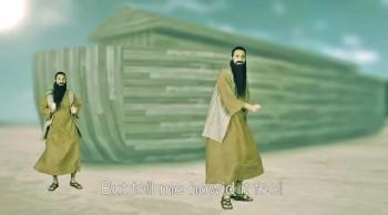 Biblical Rap Battle: Moses vs Aaron