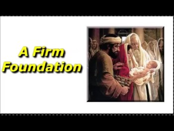 A Firm Foundation - Randy Winemiller