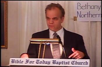 Part 1 -- BFTBC – History of Fundamentalism Class #8  –Presbyterian Seminaries and Fundamentalism