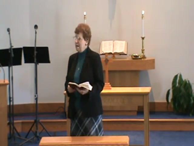 Sermon 10/19/14