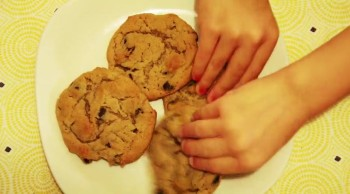 COOKIES: The Kids and Daddy talk about COOKIES