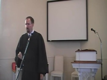 """Servants of the Most High God,""Acts 16:16-40. Rev. R. Scott MacLaren"