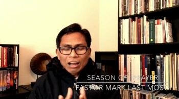 Season of Prayer with Pastor Mark