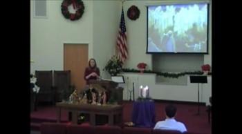 December 8, 2013 - Isaiah 9:1-7