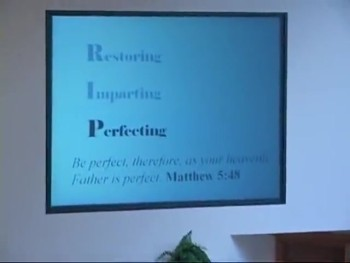 """Sermon-only October 26, 2014 """"Growing Grace"""" (Eph 3:16-19)"""