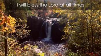 Psalm 34:1-11, 22