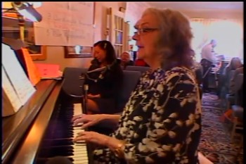 """Overshadowed By His Love""  – Yvonne Waite -- BFTBC"