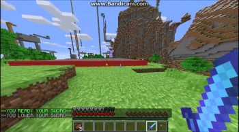 Minecraft PVP 1V1 on lordsworldPVP