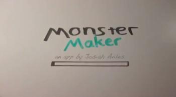 Stop Motion Animation: Monster Maker