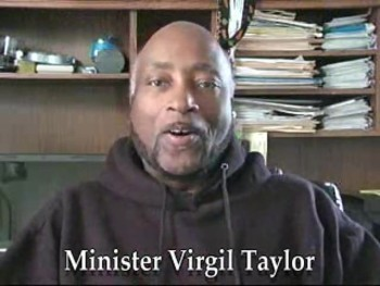 A WORD OF ENCOURAGEMENT, PSALMS 34:1-3, MINISTER VIRGIL TAYLOR