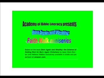 Faith Walk II: Decision making skill of Abraham