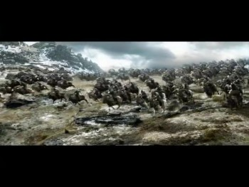 "CrosswalkMovies.com: ""The Hobbit: The Battle of Five Armies"" Official Trailer"
