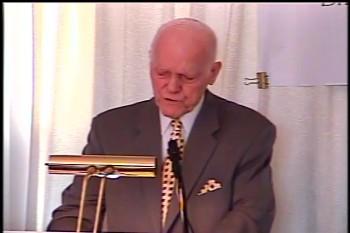"""Part 2 -- """"Christ's Unlimited Atonement"""" – Pastor D. A. Waite – BFTBC"""