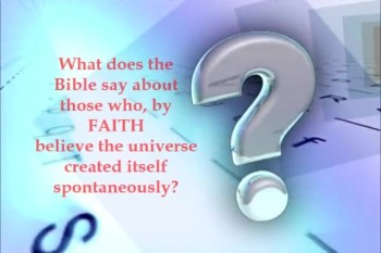 Faith or Fact?