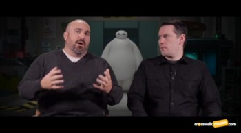 "CrosswalkMovies.com: ""Big Hero 6"" Video Movie Review"