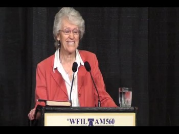 Jill Briscoe - 560 WFIL Pastor's Wives Brunch 09-06-2014