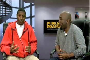 Public Praise TV: Interview with B.FREE