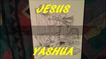 POWER IN THE NAME OF JESUS Drawing