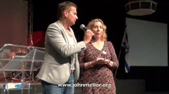 Bipolar disorder depression healing miracle John Mellor Healing Ministry
