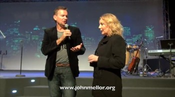 Drug overdose brain damage healing miracle John Mellor Healing Ministry