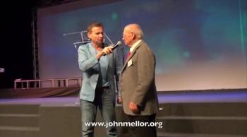 Healed by a handshake - John Mellor Australian Healing Ministry