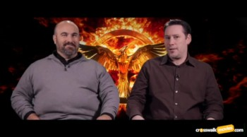 """CrosswalkMovies.com: """"The Hunger Games: Mockingjay - Part One"""" Video Movie Review"""