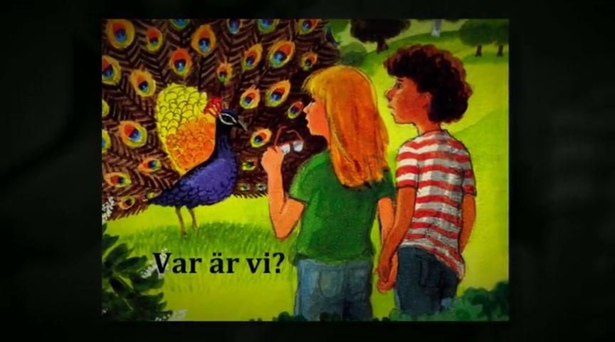 En fantasysaga för barn - om boken Skönlandet