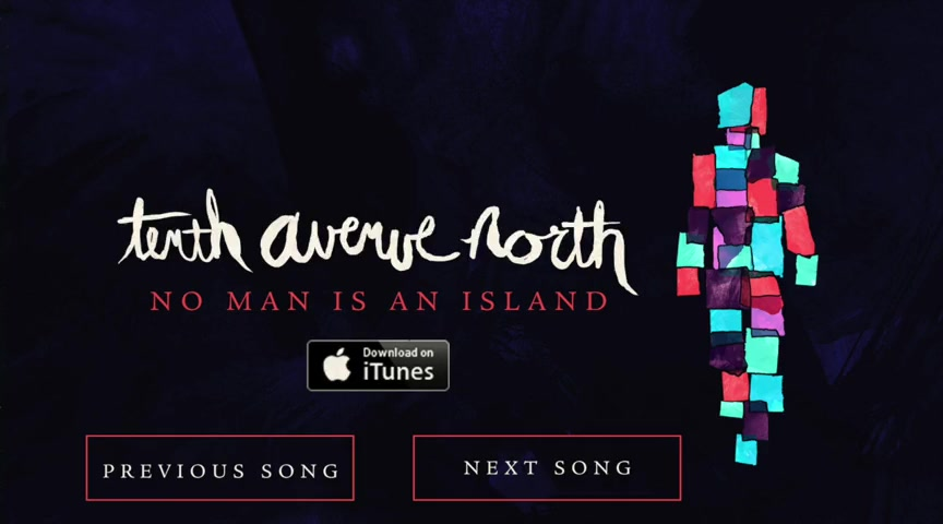 No Man Is An Island - Tenth Avenue North (Official Audio)