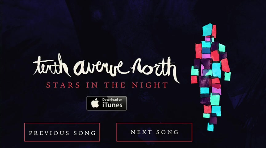 Stars In The Night - Tenth Avenue North (Official Audio)