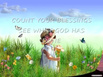 Count Your Blessings !!!