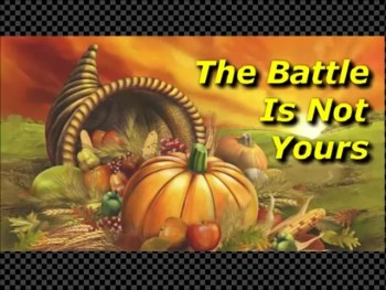 The Battle Is Not Yours - Randy Winemiller