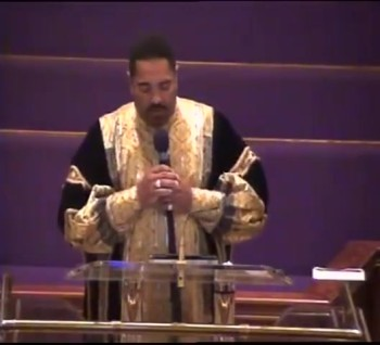 ''Preach the Word'' Anthony Wells