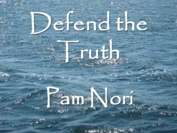 Defend the Truth by Pam Nori (Official Christian Rap Video with Lyrics)
