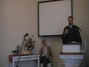 """Our First Parents,"" WCF 6:1, Rev. R. Scott MacLaren, First OPC Perkasie, PA"